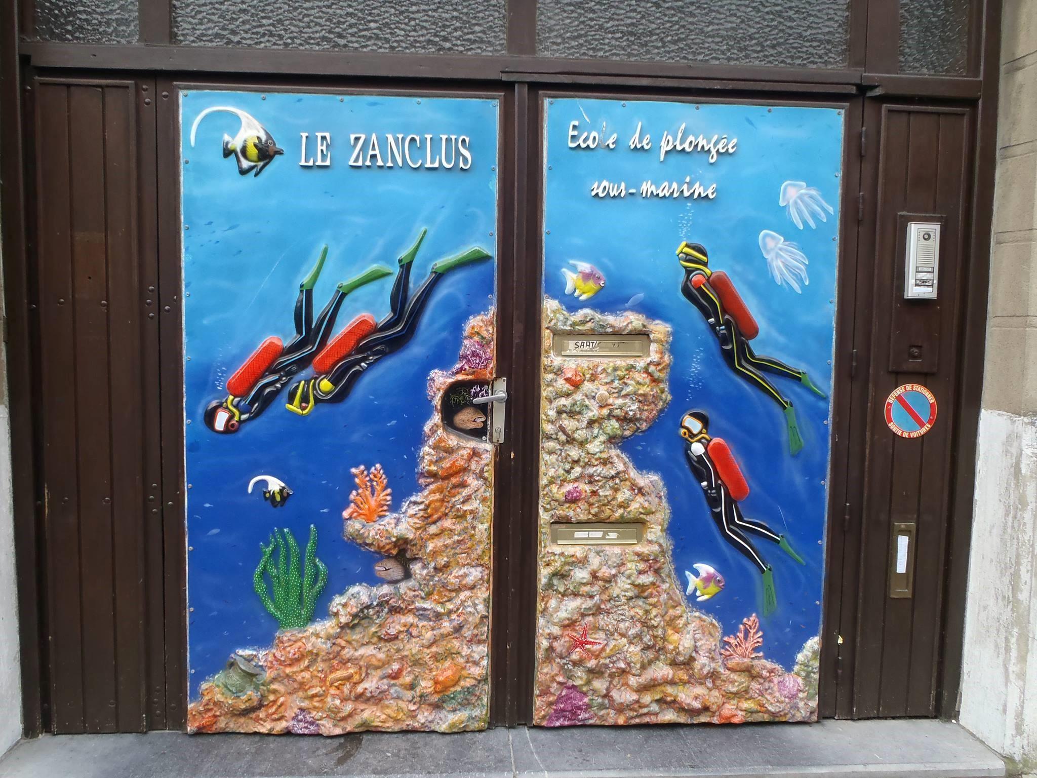Porte Zanclus